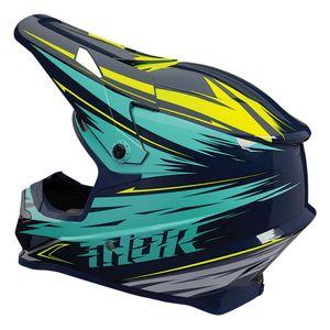 NEW Thor MX 2019 Sector Mosser Green Camo Dirt Bike Motocross Helmet