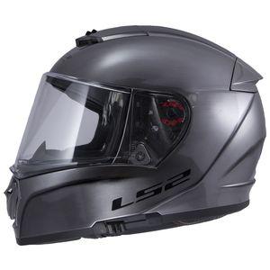 LS2 Breaker Brushed Helmet