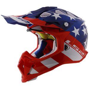 LS2 Subverter Krome Glory Helmet