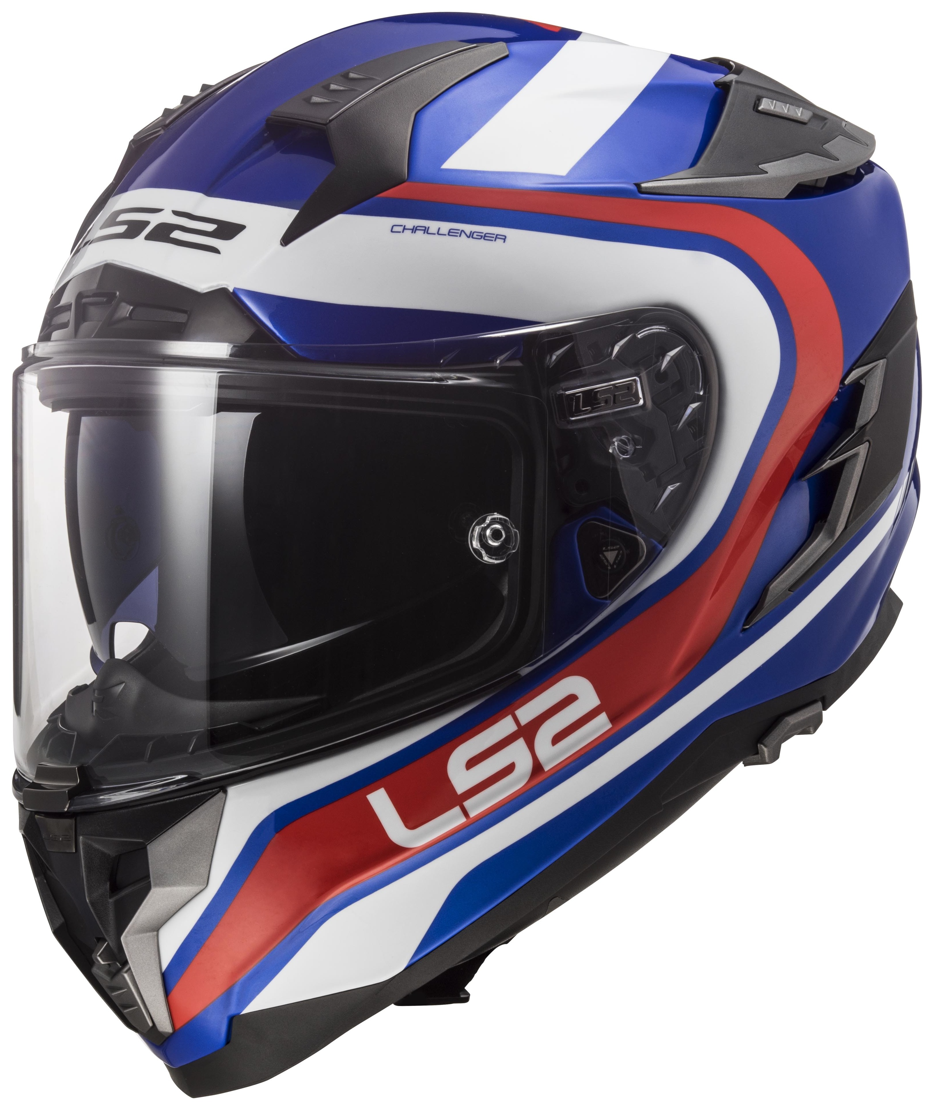 Ls2 challenger gt fusion helmet revzilla