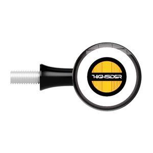 Highsider Rocket Bullet LED Integrated Turn Signal