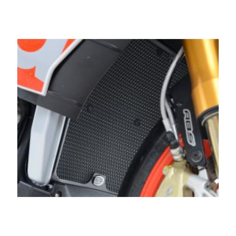 R&G Racing Radiator Guard Aprilia Tuono / RSV4 2015-2019