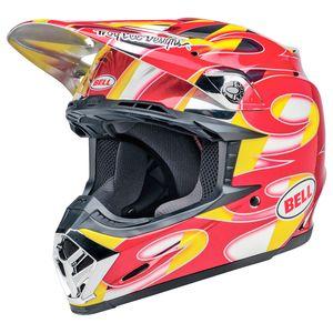 Bell Moto-9 MIPS McGrath Replica Helmet