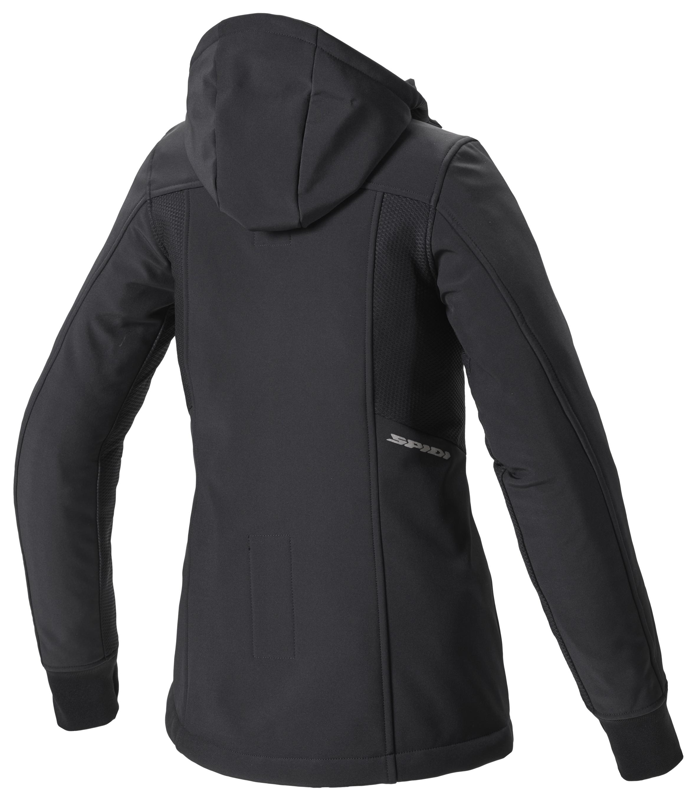 Spidi Hoodie Armor Women s Jacket - RevZilla c1884d7b0c