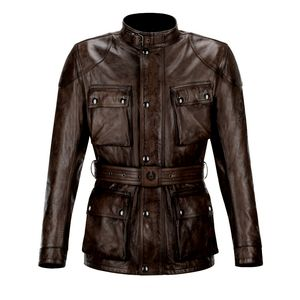 Belstaff Trialmaster Pro Leather Jacket