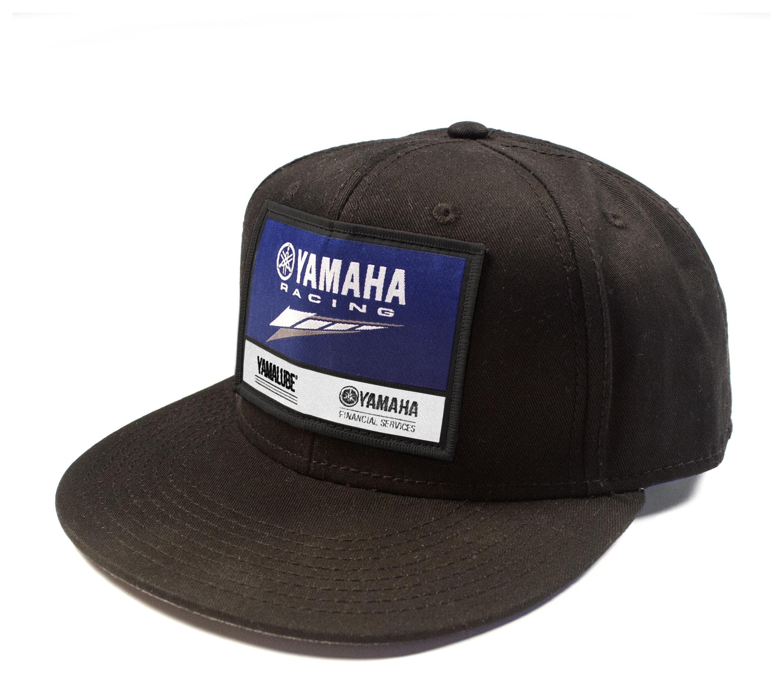 a392bd1be89 Factory Effex Yamaha Team Snapback Hat - RevZilla