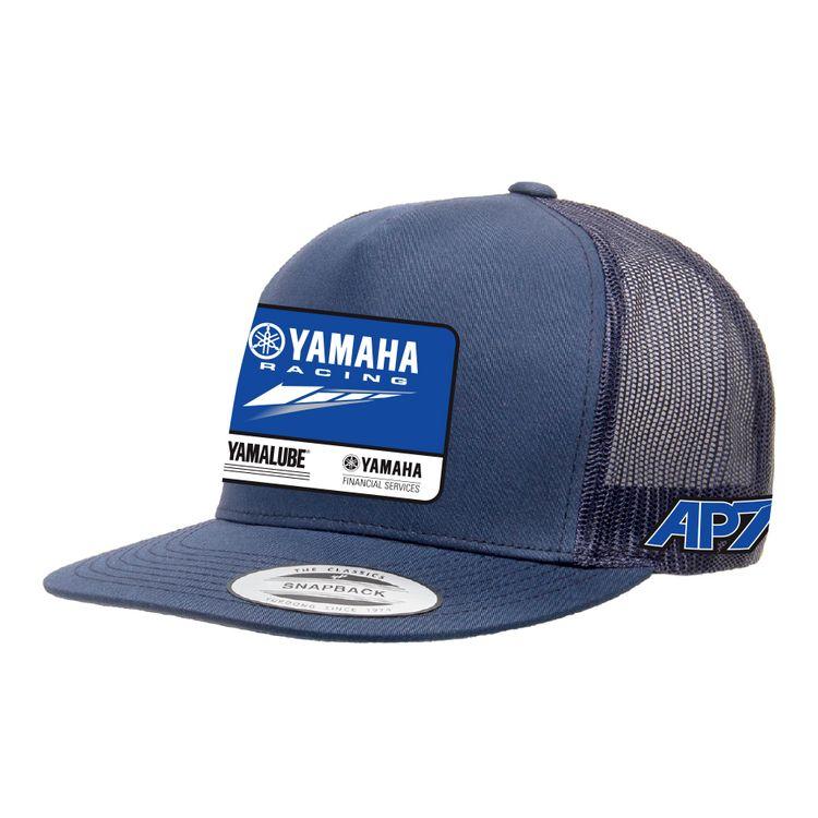 27d59f03e8c Factory Effex Yamaha AP7 Snapback Hat - RevZilla