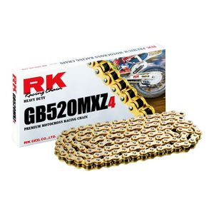 RK GB520 MXZ4 Chain