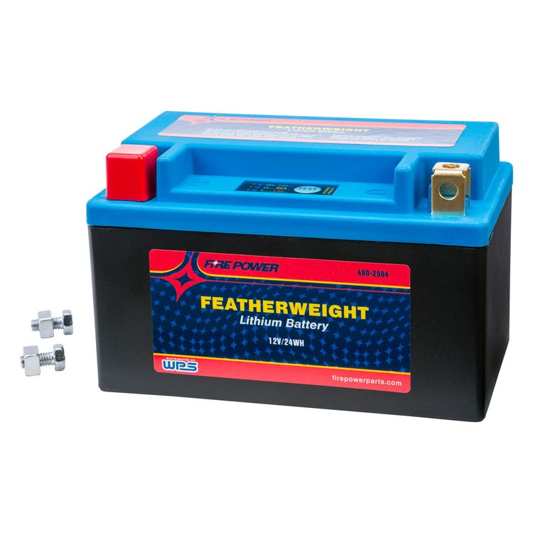 Fire Power Featherweight Lithium Battery HJTX7A-FP-IL