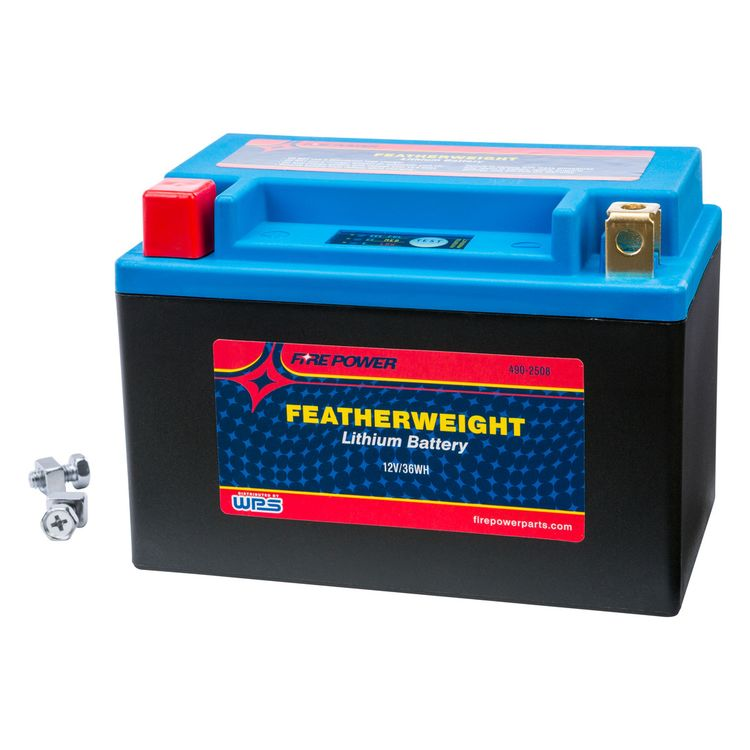 Fire Power Featherweight Lithium Battery HJTX9-FP-IL