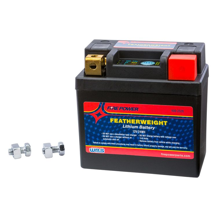 Fire Power Featherweight Lithium Battery HJ04L-FP-IL