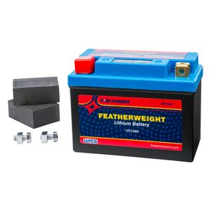 Fire Power Featherweight Lithium Battery HJB7B-FP-IL