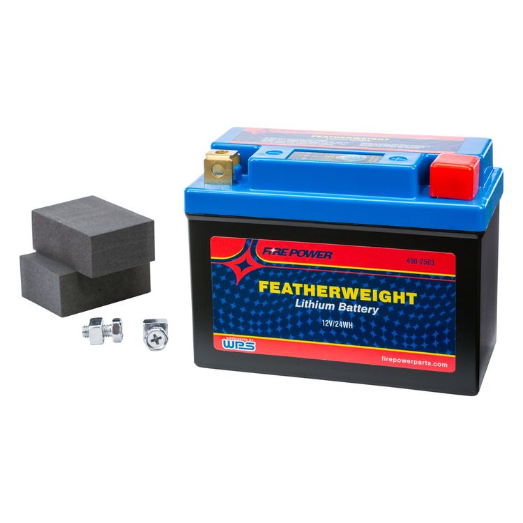Fire Power Featherweight Lithium Battery HJB7BL-FP-IL