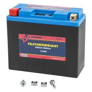 Fire Power Featherweight Lithium Battery HJT12B-FPP