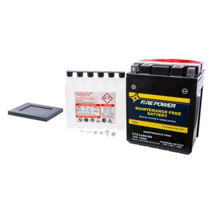 Fire Power Maintenance Free Battery CTX14AH-BS