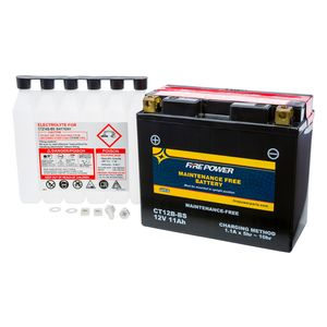 Fire Power Maintenance Free Battery CT12B-BS