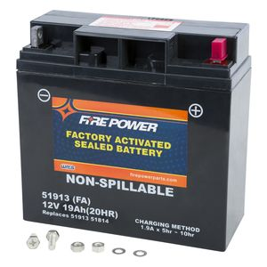 Fire Power Factory Activated Battery 51913
