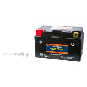 Fire Power Factory Activated Battery CTZ10S