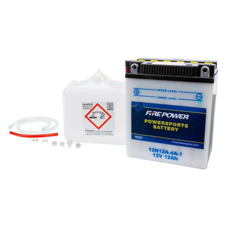 Fire Power Conventional Battery 12N12A-4A-1