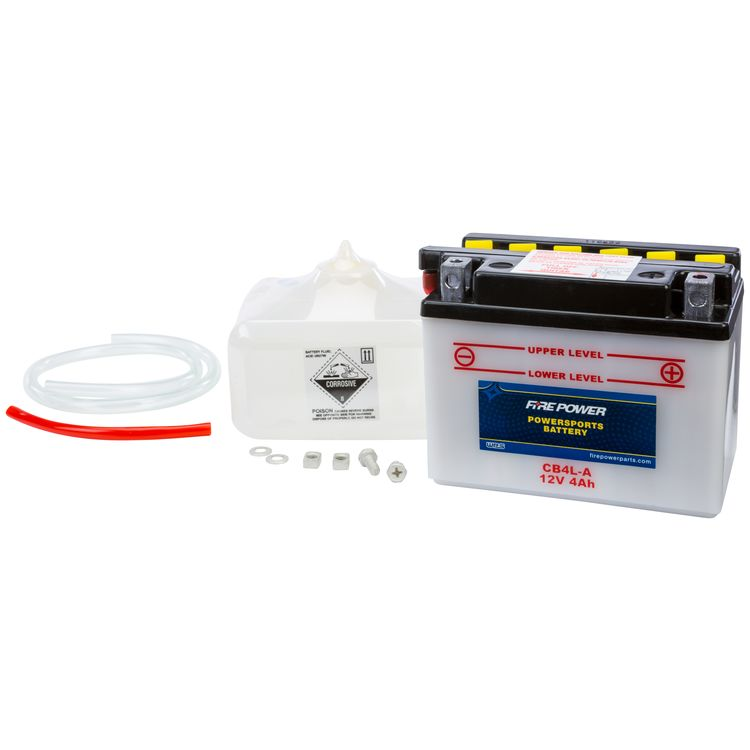 Fire Power Conventional Battery CB4L-A