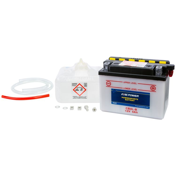 Fire Power Conventional Battery CB4L-B