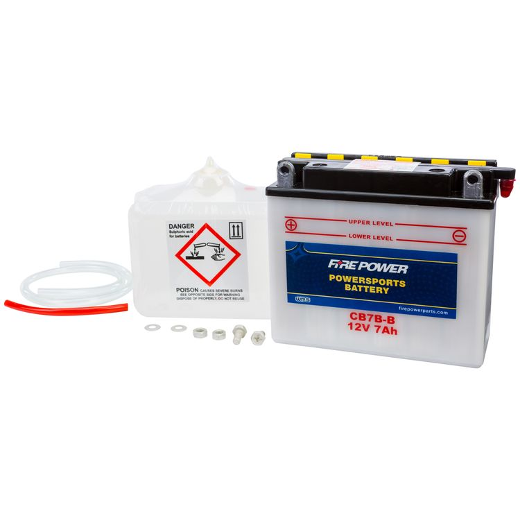 Fire Power Conventional Battery CB7B-B