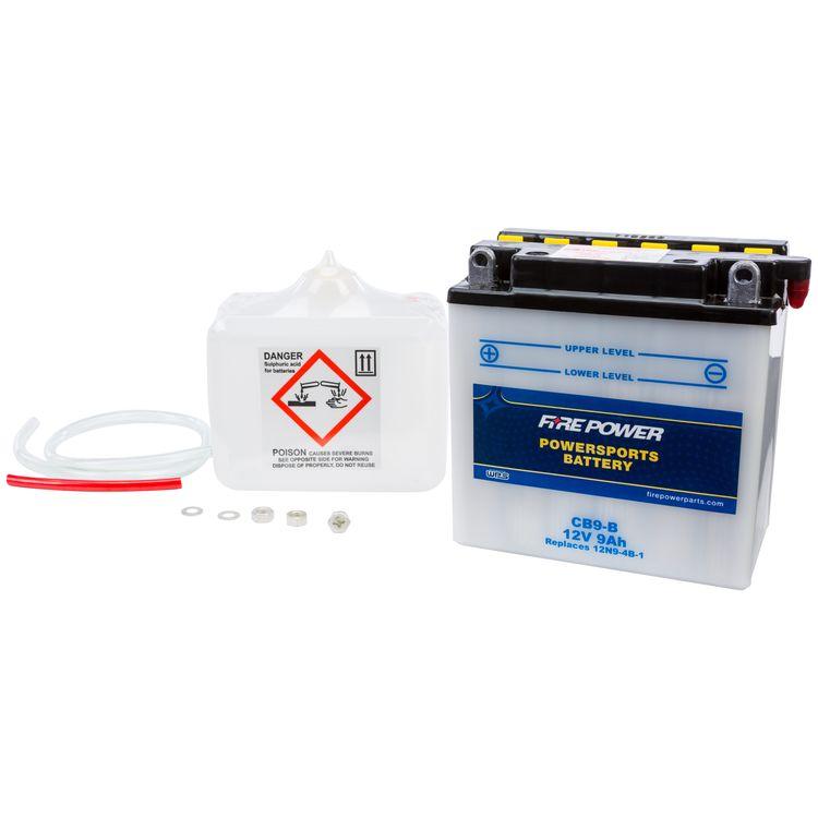 Fire Power Conventional Battery CB9-B
