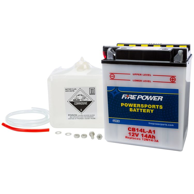 Fire Power Conventional Battery CB14L-A1