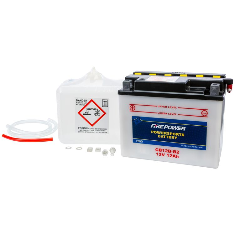 Fire Power Conventional Battery CB12B-B2