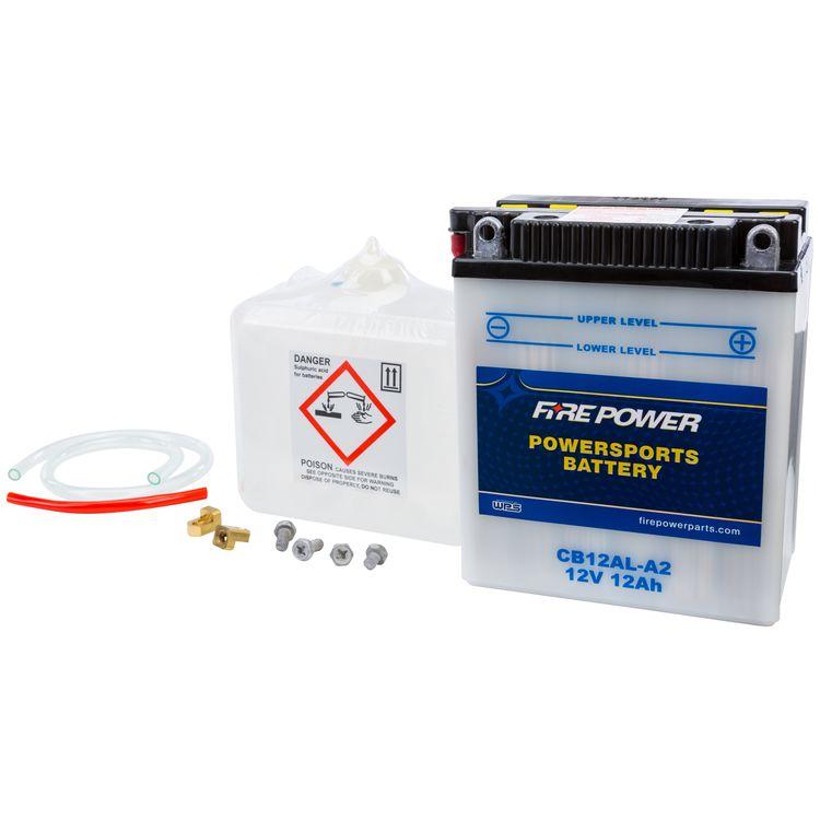 Fire Power Conventional Battery CB12AL-A2
