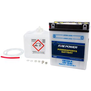 Fire Power Conventional Battery CB12A-A