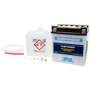 Fire Power Conventional Battery CB10L-A2