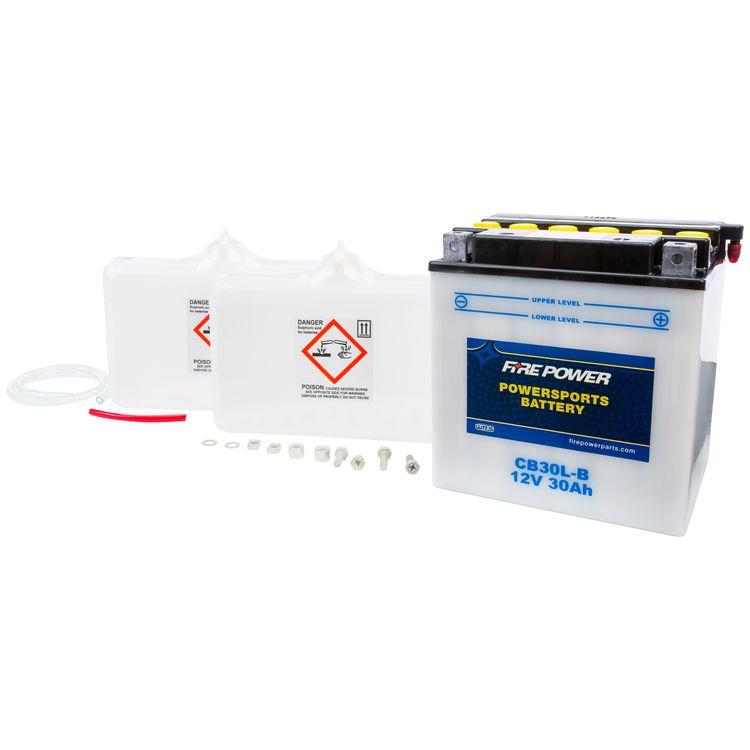 Fire Power Conventional Battery CB30L-B