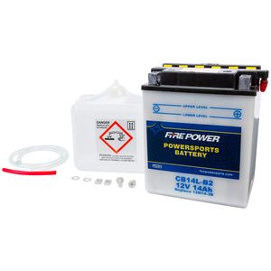 Fire Power Conventional Battery CB14L-B2