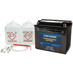 Fire Power Conventional Battery CB16-B
