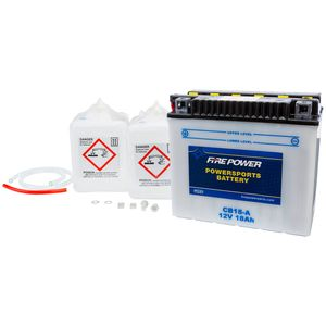 Fire Power Conventional Battery CB18-A