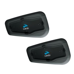 Cardo Freecom 1+ Headset - Duo Pack