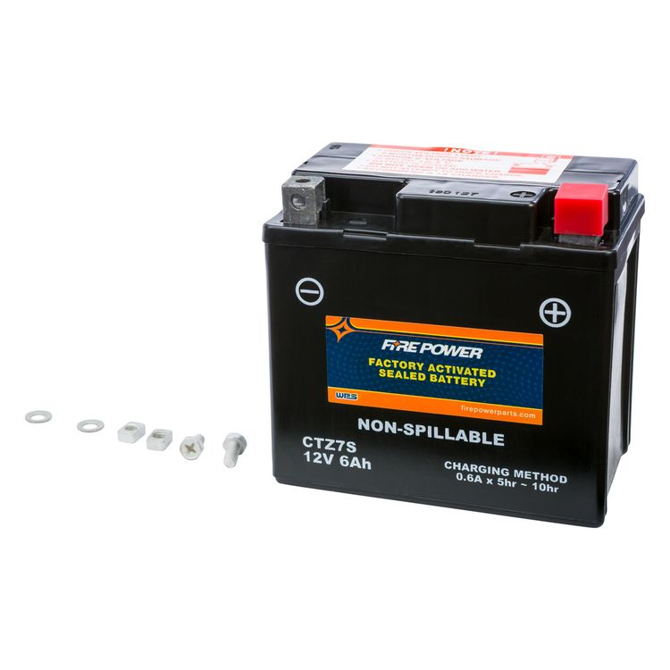 Fire Power Factory Activated Battery