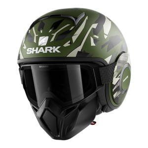 Shark Street Drak Kanhji Helmet
