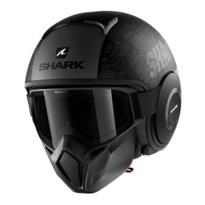 Shark Street Drak Tribute Helmet