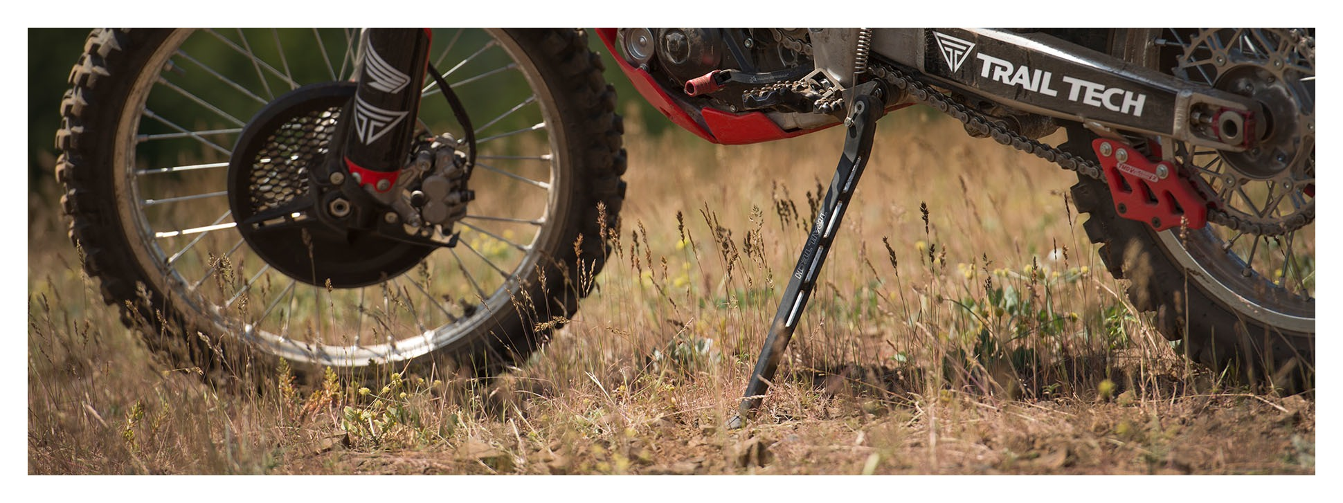 For Honda CRF150R 2007-2017 Trail Tech Kickstand