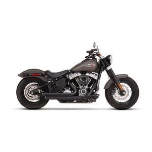 Rinehart 2-Into-2 Exhaust For Harley Softail 2018-2020