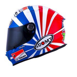 Suomy SR Sport Dovi 17 Helmet  / MD [Open Box]