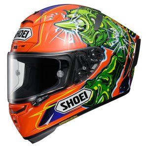 Shoei X-14 Power Rush Helmet
