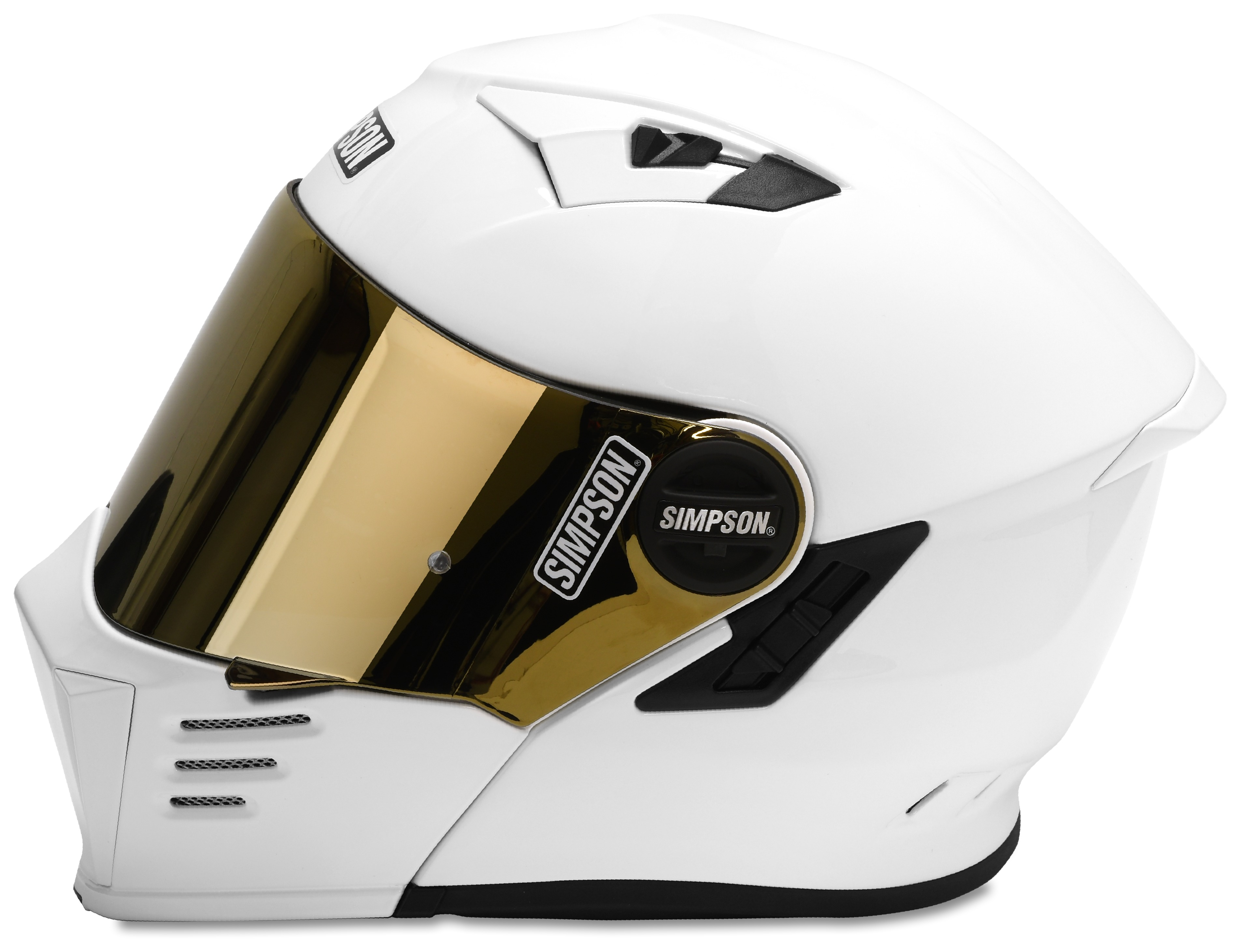 Simpson Mod Bandit Helmet - RevZilla