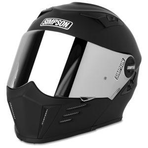 7fb13d57 Simpson Mod Bandit Helmet - RevZilla
