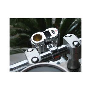 Eklipes Cobra Ultimate Motorcycle USB Charging System