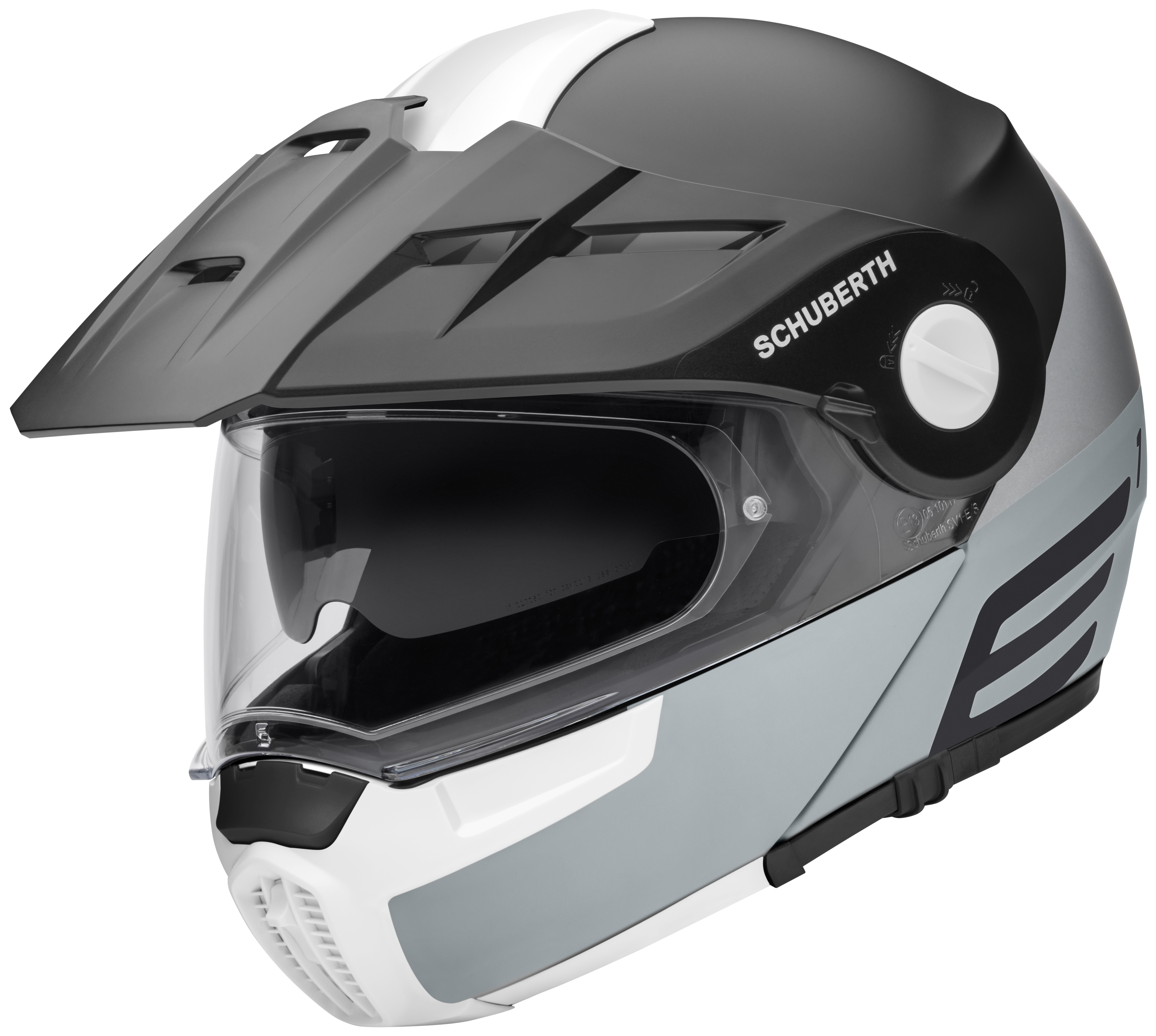 ba400dd87e033 Schuberth E1 Cut Helmet - RevZilla