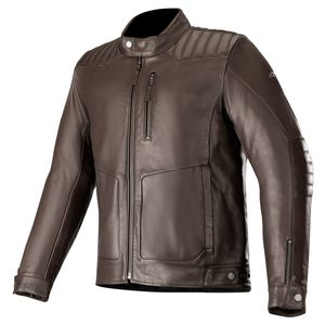 Alpinestars Crazy Eight Leather Jacket