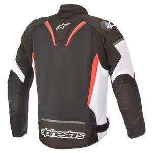 NEW Alpinestars AST Air Black Fluro Street Riding Motorcycle Road Jacket